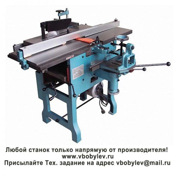 "PFA16"" Многоцелевой деревообрабатывающий станок. Любой станок только напрямую от производителя! www.vbobylev.ru Присылайте Тех. задание на адрес: vbobylev@mail.ru"