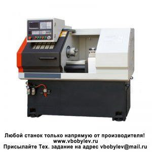 CK6130 Токарный станок с ЧПУ. Любой станок только напрямую от производителя! www.vbobylev.ru Присылайте Тех. задание на адрес: vbobylev@mail.ru
