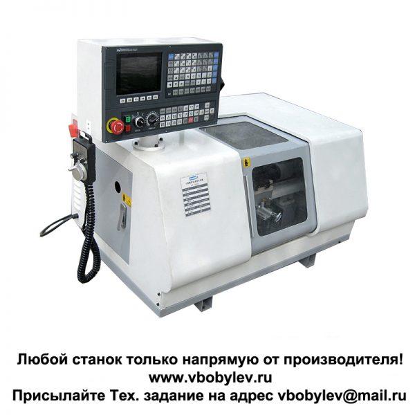 Мини токарный станок с ЧПУ. Любой станок только напрямую от производителя! www.vbobylev.ru Присылайте Тех. задание на адрес: vbobylev@mail.ru