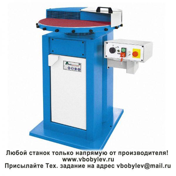 Горизонтальный дисковый шлифовальный станок. Любой станок только напрямую от производителя! www.vbobylev.ru Присылайте Тех. задание на адрес: vbobylev@mail.ru