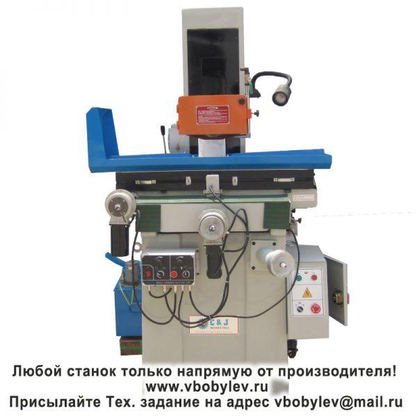 MD820 плоскошлифовальный станок. Любой станок только напрямую от производителя! www.vbobylev.ru Присылайте Тех. задание на адрес: vbobylev@mail.ru