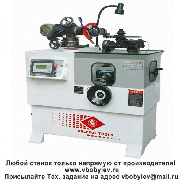 HV127 Заточной станок для дисковых пил. Любой станок только напрямую от производителя! www.vbobylev.ru Присылайте Тех. задание на адрес: vbobylev@mail.ru