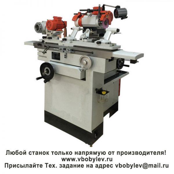 MQ6025A Универсальный заточной станок. Любой станок только напрямую от производителя! www.vbobylev.ru Присылайте Тех. задание на адрес: vbobylev@mail.ru