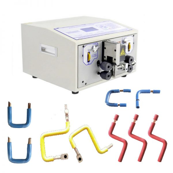 SWT508-ZW6 Станок для резки, изгиба и зачистки провода