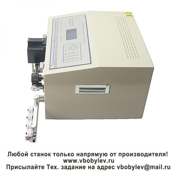SWT508E Станок резки и зачистки кабеля. Любой станок только напрямую от производителя! www.vbobylev.ru Присылайте Тех. задание на адрес: vbobylev@mail.ru