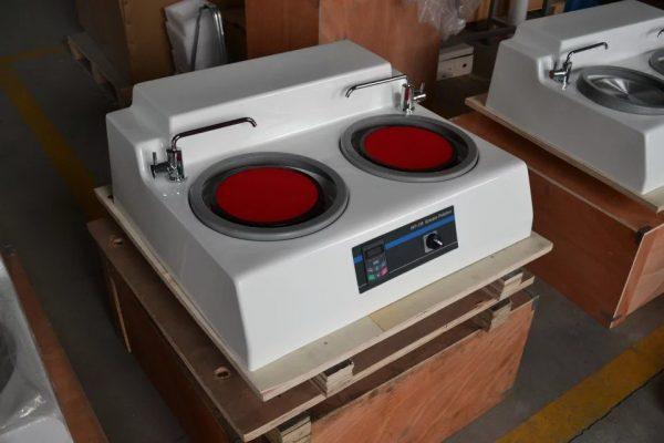 MP-2B Станок для шлифования и полировки . Любой станок только напрямую от производителя! www.vbobylev.ru Присылайте Тех. задание на адрес: vbobylev@mail.ruметаллографических образцов