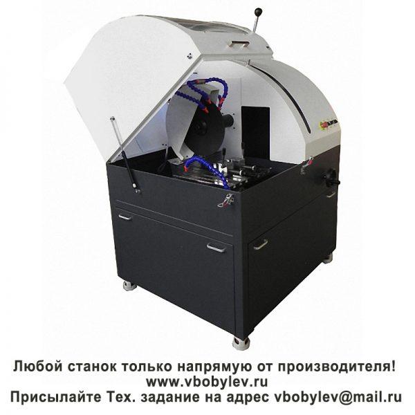 Отрезной станок для резки металлографических образцов. Любой станок только напрямую от производителя! www.vbobylev.ru Присылайте Тех. задание на адрес: vbobylev@mail.ru