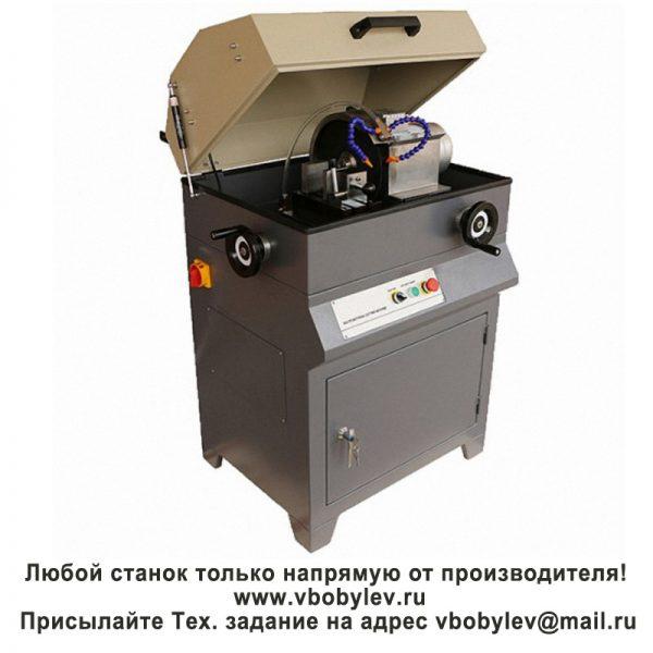 QG-5A Отрезной станок для резки металлографических образцов