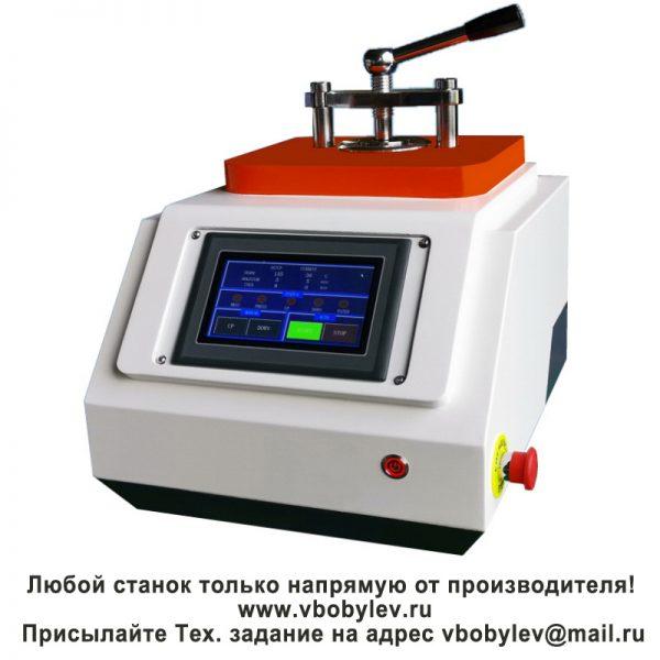ZXQ-2A автоматический пресс для запрессовки металлографических образцов. Любой станок только напрямую от производителя! www.vbobylev.ru Присылайте Тех. задание на адрес: vbobylev@mail.ru
