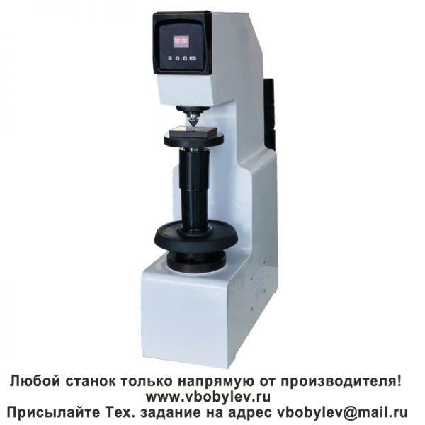HB-3000B твердомер по Бринеллю. Любой станок только напрямую от производителя! www.vbobylev.ru Присылайте Тех. задание на адрес: vbobylev@mail.ru