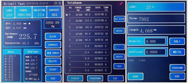 HBS-3000T электронный твердомер по Бринеллю с сенсорным экраном. Любой станок только напрямую от производителя! www.vbobylev.ru Присылайте Тех. задание на адрес: vbobylev@mail.ru