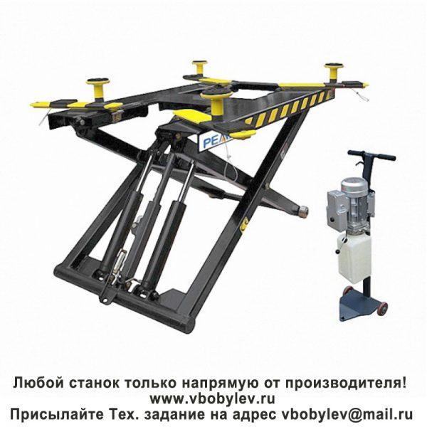 MR06 – мобильный ножничный подъемник Любой станок только напрямую от производителя! www.vbobylev.ru Присылайте Тех. задание на адрес: vbobylev@mail.ru