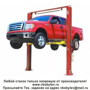 Peak 209C Цепно-приводнойдвустоечный подъемник Любой станок только напрямую от производителя! www.vbobylev.ru Присылайте Тех. задание на адрес: vbobylev@mail.ru