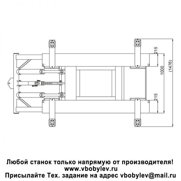 QJY-S3 мобильный ножничный подъемник грузоподъёмностью 2,7 т.