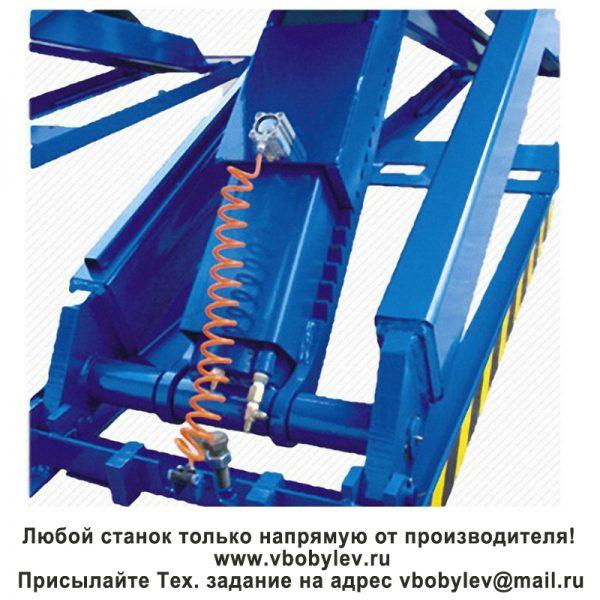 EM06 – мобильный ножничный подъемник. Любой станок только напрямую от производителя! www.vbobylev.ru Присылайте Тех. задание на адрес: vbobylev@mail.ru
