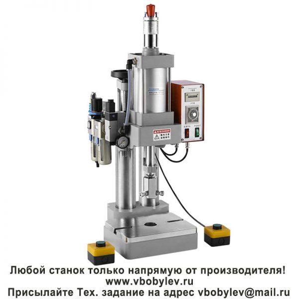 KTAB двухколонный пневматический пресс. Любой станок только напрямую от производителя! www.vbobylev.ru Присылайте Тех. задание на адрес: vbobylev@mail.ru