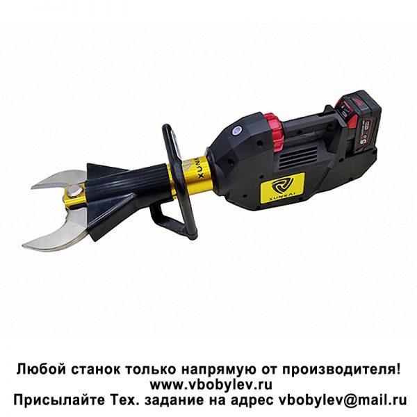 ECU165 Резак аккумуляторный. Любой станок только напрямую от производителя! www.vbobylev.ru Присылайте Тех. задание на адрес: vbobylev@mail.ru