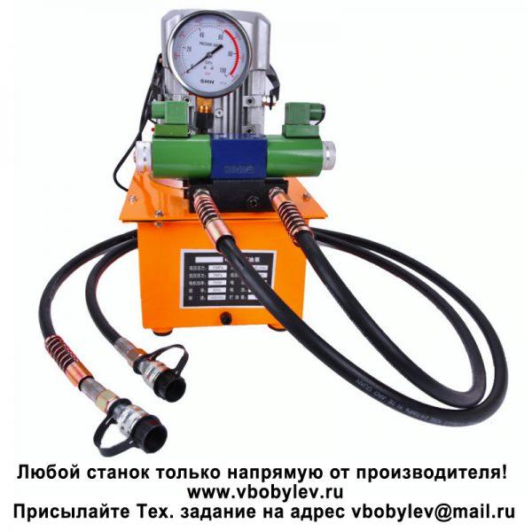 ZCB-700B двухпоточная гидравлическая насосная станция. Любой станок только напрямую от производителя! www.vbobylev.ru Присылайте Тех. задание на адрес: vbobylev@mail.ru