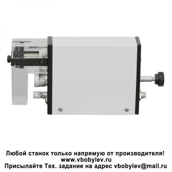 EW-10MT Пневматический станок для зачистки проводов. Любой станок только напрямую от производителя! www.vbobylev.ru Присылайте Тех. задание на адрес: vbobylev@mail.ru