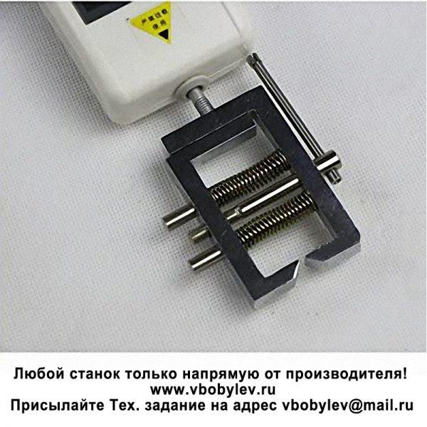 EW-25A Тестер силы опрессовки наконечников. Любой станок только напрямую от производителя! www.vbobylev.ru Присылайте Тех. задание на адрес: vbobylev@mail.ru