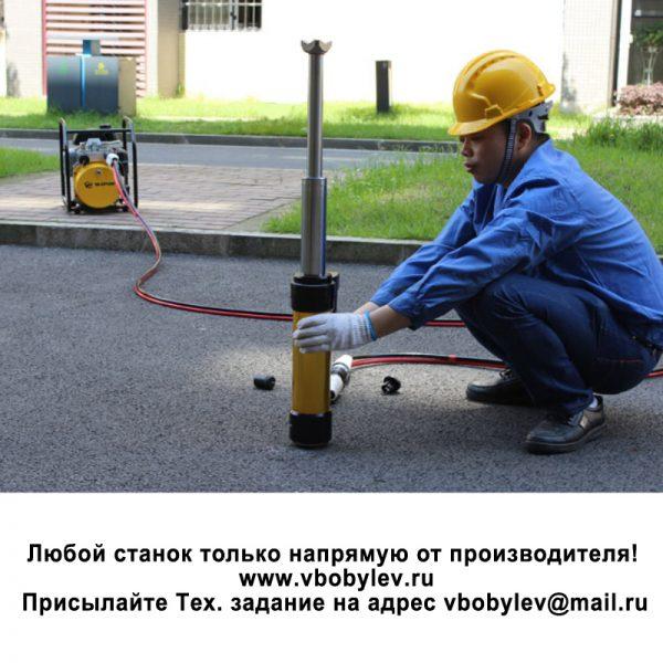 G3RA 470 двух ступенчатый гидравлический спасательный цилиндр (таран). Любой станок только напрямую от производителя! www.vbobylev.ru Присылайте Тех. задание на адрес: vbobylev@mail.ru