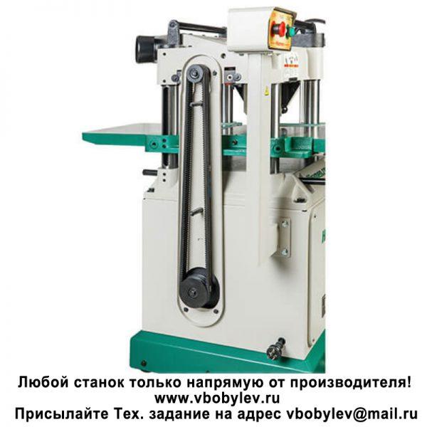H0453 Рейсмусовый станок. Любой станок только напрямую от производителя! www.vbobylev.ru Присылайте Тех. задание на адрес: vbobylev@mail.ru
