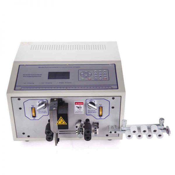 SWT508-SDB (EW-02B) Станок для резки и зачистки кабеля. Любой станок только напрямую от производителя! www.vbobylev.ru Присылайте Тех. задание на адрес: vbobylev@mail.ru