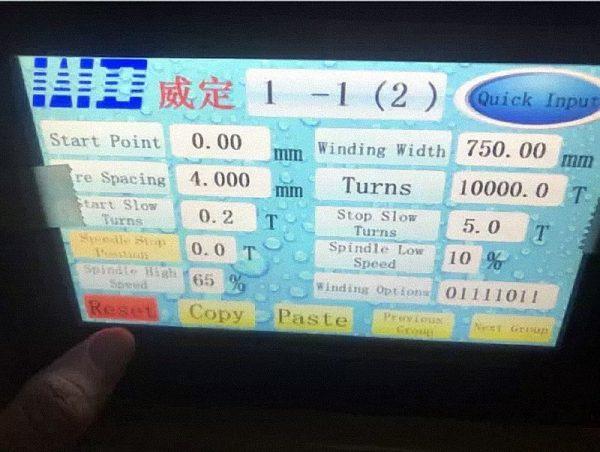 WDT-06 настольный намоточный станок с 6 шпинделями. Любой станок только напрямую от производителя! www.vbobylev.ru Присылайте Тех. задание на адрес: vbobylev@mail.ru