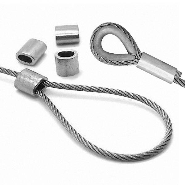 Матрицы к прессам для опрессовки стальных стропов серии KET-YTJ