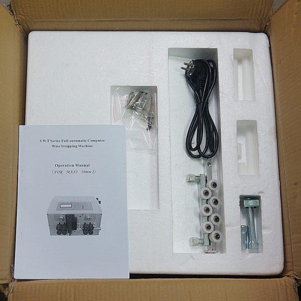 EW-06C/D (SWT508-MAX25) cтанок для резки и зачистки кабеля. Любой станок только напрямую от производителя! www.vbobylev.ru Присылайте Тех. задание на адрес: vbobylev@mail.ru