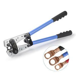 Клещи для опрессовки кабеля