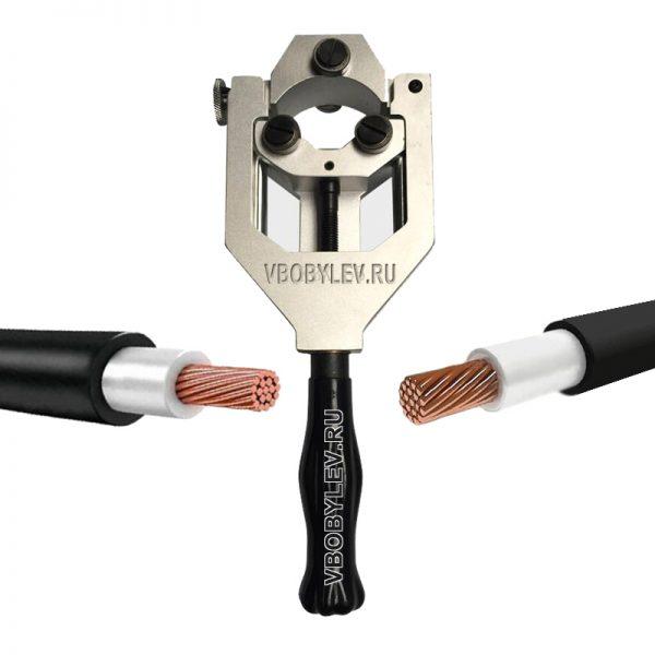 KBX-65 инструмент для очистки кабельной изоляции Ø20-65 мм. Любой станок только напрямую от производителя! www.vbobylev.ru Присылайте Тех. задание на адрес: vbobylev@mail.ru