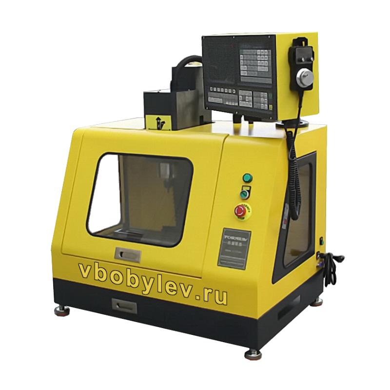 XK200 мини фрезерный станок станок с ЧПУ