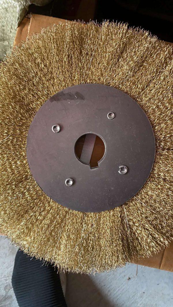 RM35 Ручной, бензиновый станок для удаления ржавчины