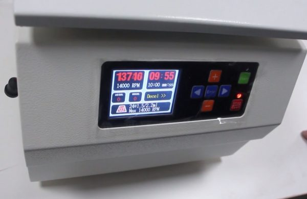 H1-16K высокоскоростная центрифуга. Любой станок только напрямую от производителя! www.vbobylev.ru Присылайте Тех. задание на адрес: vbobylev@mail.ru