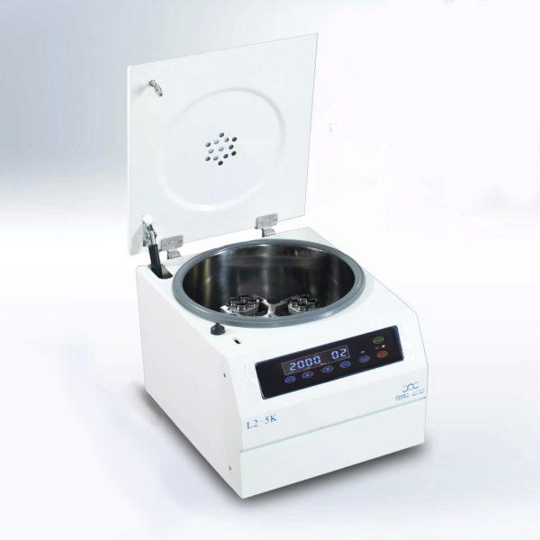 L2-5K Настольная низкоскоростная центрифуга