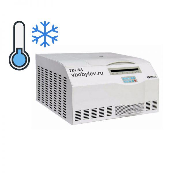 TDL5A Настольная центрифуга большого объемас охлаждением