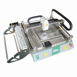 TVM802AX автоматический установщик SMD компонентов, 29 питателей