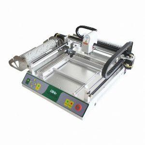 TVM802BX автоматический установщик SMD компонентов, 46 питателей