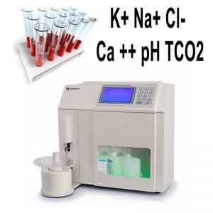 Анализаторы электролитного состава крови