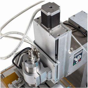 HY-3040 настольный фрезерный станок с ЧПУ, 3 оси