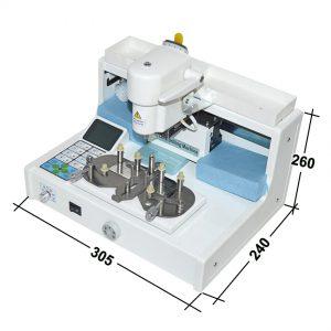 NH-3G, NH-3GS Сверлильный станок для линз
