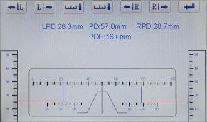 COT-L900 Автоматический диоптриметр (линзметр)