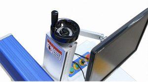 EW-01F станок для лазерной маркировки