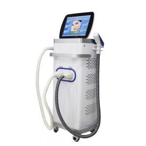 OPT-B лазерный аппарат для удаления волос, сосудов, пигментации,подтяжки груди и омоложения кожи
