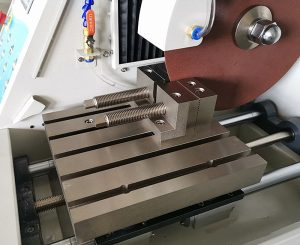 Q-100Z (Q-100B) Отрезной станок для резки металлографических образцов
